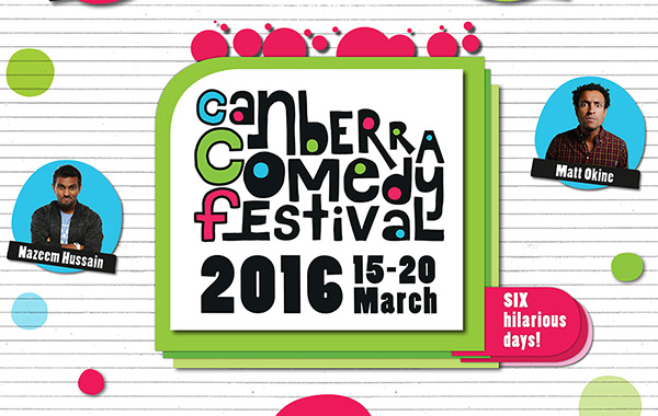 Canberra Comedy Festival