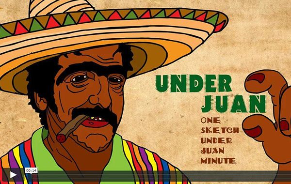 Under Juan Web Series <br/>(Opening Sequence)