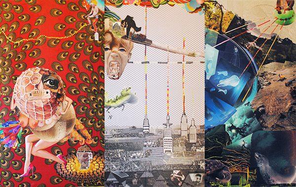 Mythinterpret Triptych <br/>(Burning Seed Installation)