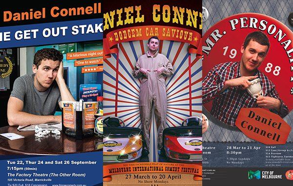 Daniel Connell (comedy)